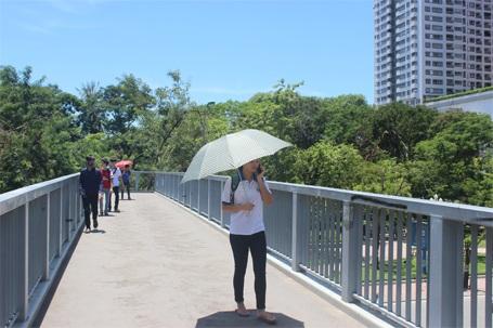 Hôm nay, miền Bắc, miền Trung tiếp tục hứng nắng nóng trên 40 độ C