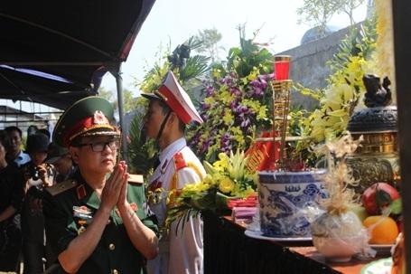 Thiếu tướng Đức Trịnh - Hiệu trưởng Trường Đại học Văn hóa Nghệ thuật Quân đội (Hà Nội)