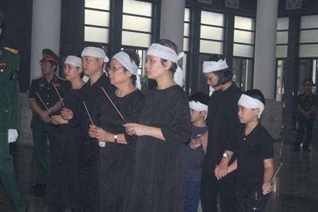 Gia đình nhạc sĩ An Thuyên