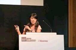 Nữ tiến sĩ gốc Việt vượt qua gần 100 nhà khoa học để giành giải Ba cuộc thi Falling Walls Lab 2012