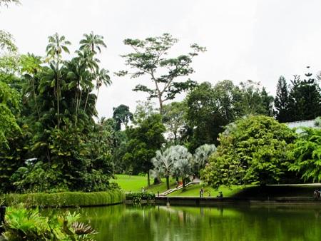Không có nơi nào tuyệt vời cho hoạt động thiền hơn là một ngôi đền yên tĩnh và tuyệt đẹp