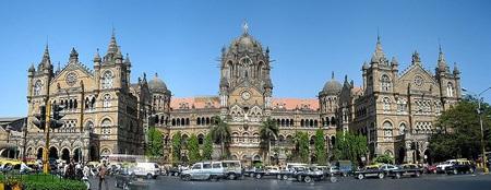 Chhatrapati Shivaji Terminus là một trong những công trình kiến trúc hấp dẫn bậc nhất của Ấn Độ