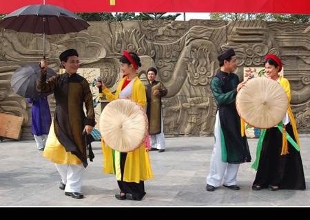 """""""Nam Quốc Sơn Hà"""" sẽ là biểu trưng của festival Bắc Ninh 2014"""