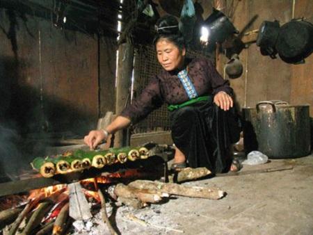 Khám phá ẩm thực ngày xuân của người Tây Bắc