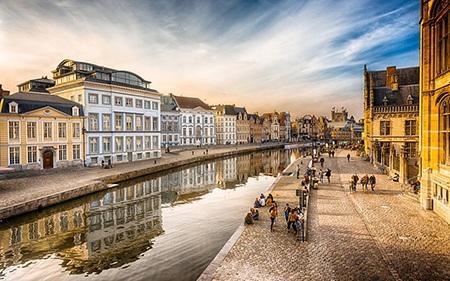 2. Vương quốc Bỉ