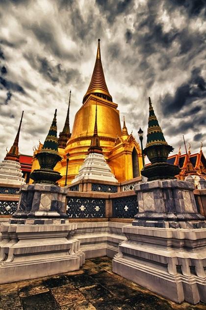 Chùa Phật Ngọc ở Bangkok,