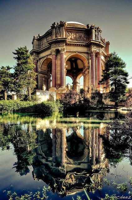 Cung điện của những tác phẩm nghệ thuật, San Francisco
