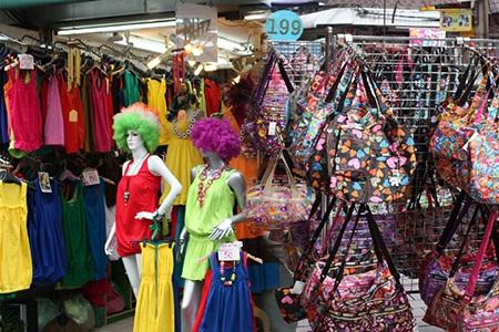 Với những thiênđường mua sắm, Thái Lan luôn hấp dẫn bất kỳ