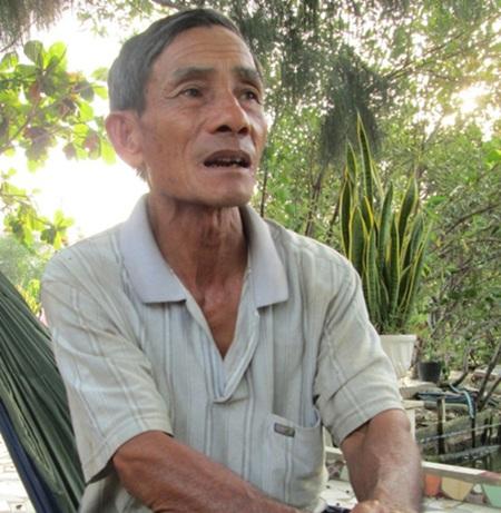 Ông Võ Minh Nhật cho biết vì cảm phục, dân làng đã phong thần cho viên quan