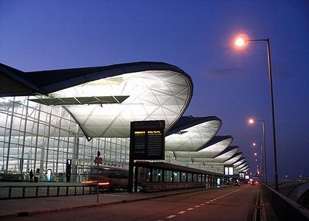8 trạm trung chuyển máy bay đẹp nhất thế giới