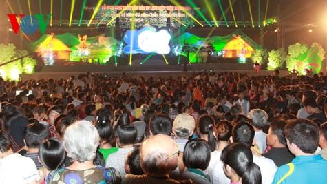 Tưng bừng khai mạc Tuần văn hóa du lịch Điện Biên