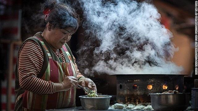 Ảnh chụp ẩm thực Việt Nam đoạt giải Pink Lady 2014