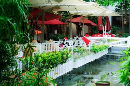 Những điểm hẹn hò thú vị cho ngày 8/3 ở Sài Gòn