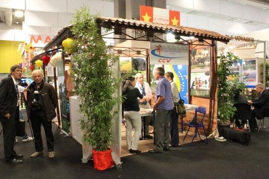Hội chợ VITM là hoạt động xúc tiến du lịch nổi bật trong năm của ngành du lịch