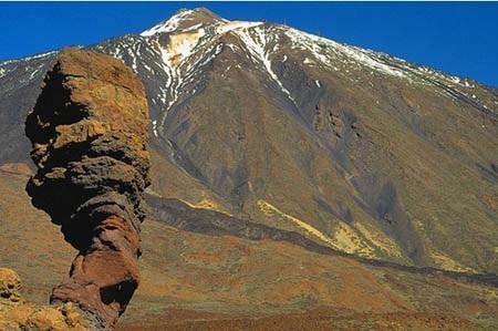 Núi Islas Canarias ở Tây Ban Nha