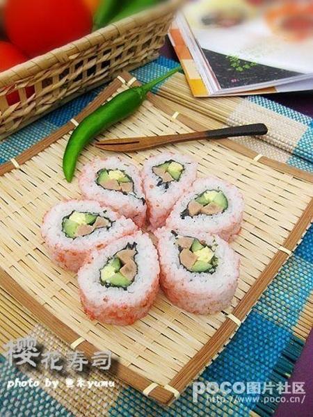 Hoa anh đào trong ẩm thực Nhật Bản
