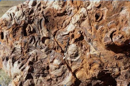 Khu mỏ đá Pilbara thuộc Australia