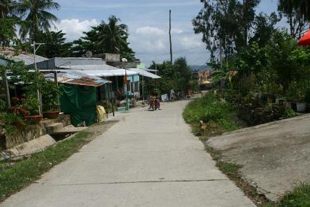 Rong ruổi trải nghiệm khám phá cuộc sống người dân trên đảo