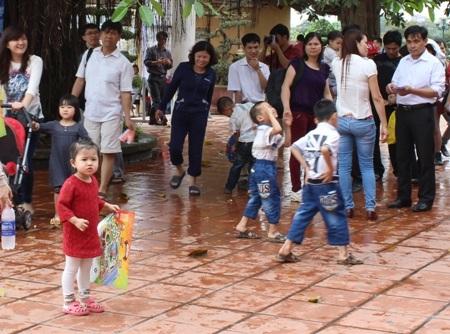 Kinh nghiệm du lịch cùng trẻ nhỏ trong ngày nghỉ lễ