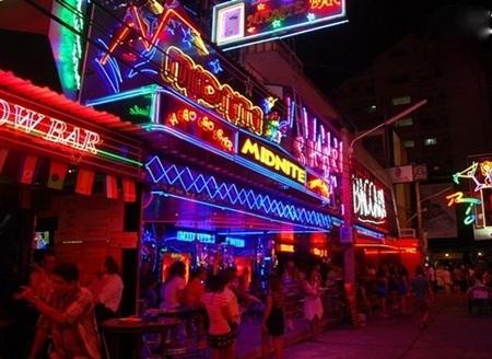 """Những khu """"đèn đỏ"""" nổi tiếng nhất thế giới"""