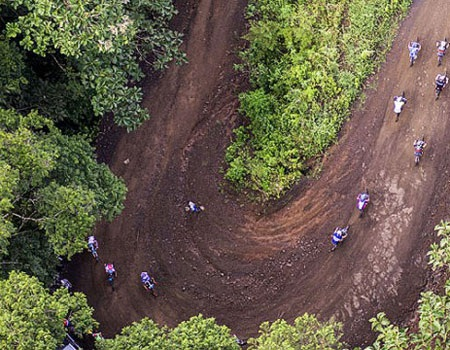 6. Munda Biddi Trail, Australia