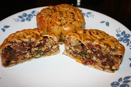 Bánh nướng nhân truyền thống