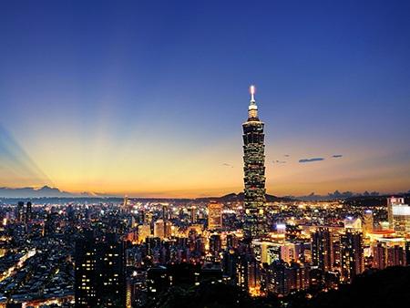 Đài Loan lọt top 40 điểm đến hấp dẫn nhất năm 2014