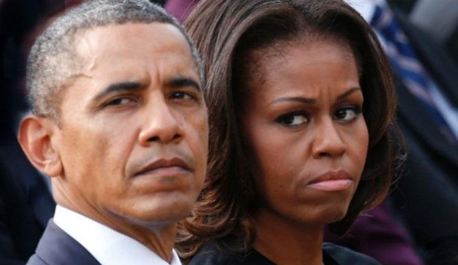 Vợ chồng Obama đã không ít lần bị đồn sắp ly dị.