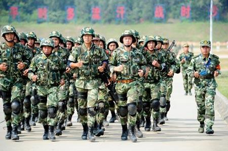 Trung Quốc có thể sẽ điều thêm nhiều binh sỹ tới Tân Cương