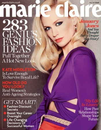 """Gucci """"thống lĩnh"""" các bìa tạp chí - 16"""