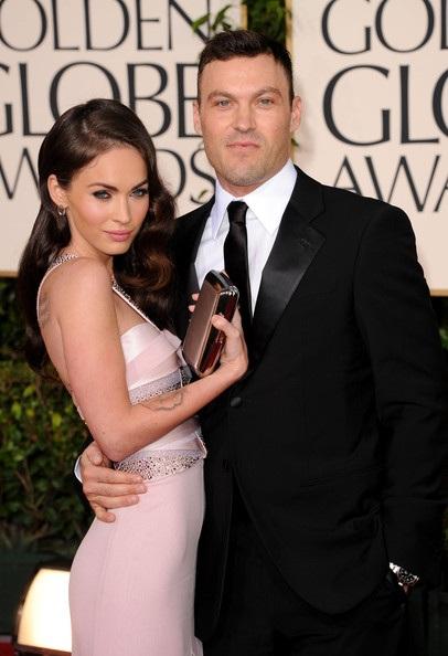 """Megan Fox: """"Chồng tôi rất dễ khóc"""" - 2"""