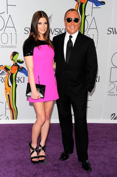Người đẹp dự lễ trao giải của Hiệp hội thời trang Mỹ - 13