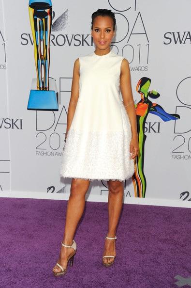 Người đẹp dự lễ trao giải của Hiệp hội thời trang Mỹ - 16