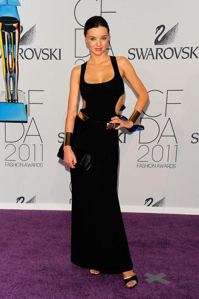 Người đẹp dự lễ trao giải của Hiệp hội thời trang Mỹ - 18