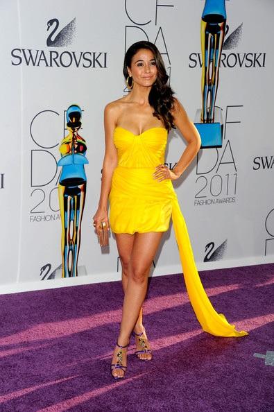 Người đẹp dự lễ trao giải của Hiệp hội thời trang Mỹ - 26