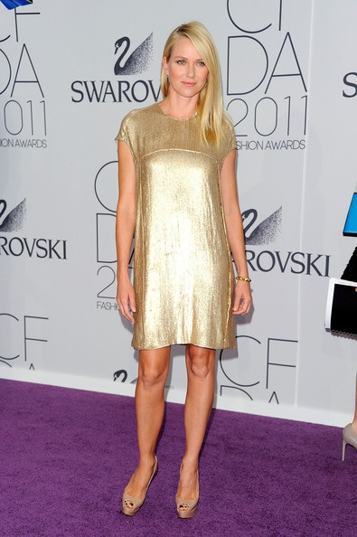 Người đẹp dự lễ trao giải của Hiệp hội thời trang Mỹ - 27