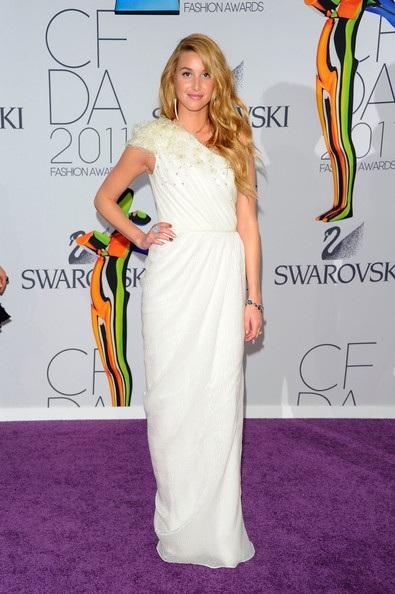 Người đẹp dự lễ trao giải của Hiệp hội thời trang Mỹ - 32