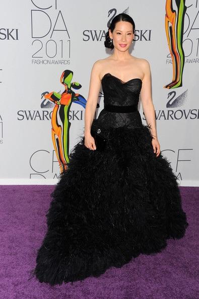 Người đẹp dự lễ trao giải của Hiệp hội thời trang Mỹ - 36