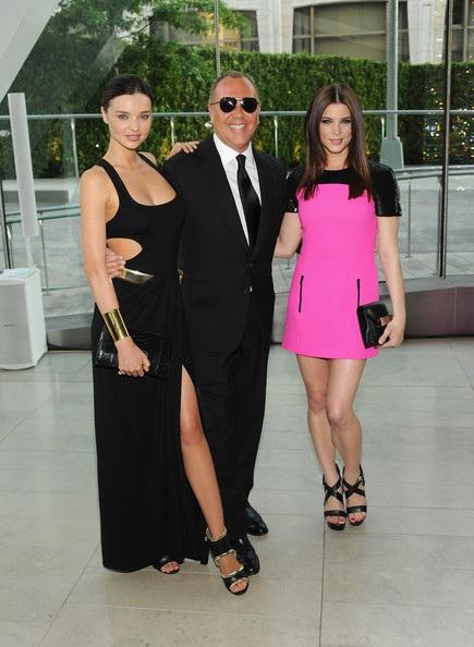 Người đẹp dự lễ trao giải của Hiệp hội thời trang Mỹ - 12
