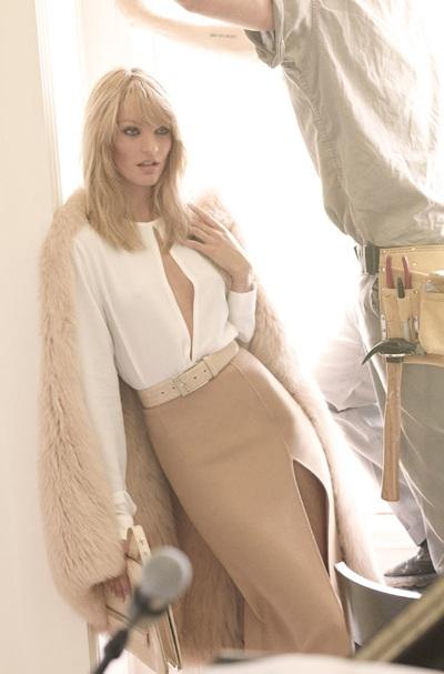 Candice Swanepoel khoe vẻ đẹp hút hồn - 3