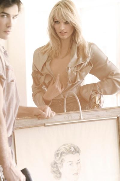 Candice Swanepoel khoe vẻ đẹp hút hồn - 4