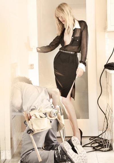 Candice Swanepoel khoe vẻ đẹp hút hồn - 7