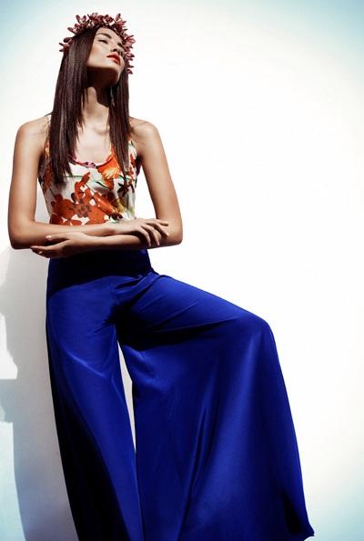 Marcelia Freesz quyến rũ với BST Essenciale - 1
