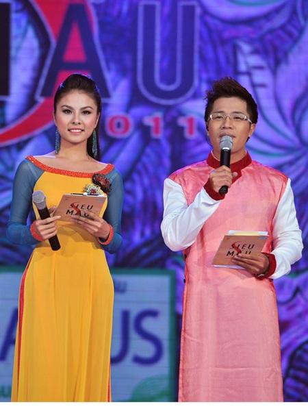 Toàn cảnh đêm chung kết Siêu mẫu Việt Nam 2011 - 1