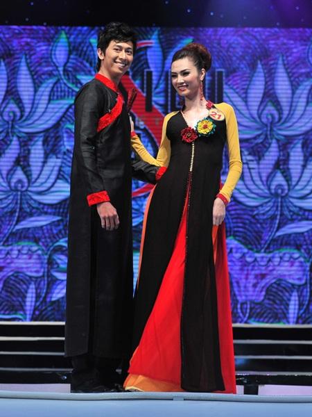 Toàn cảnh đêm chung kết Siêu mẫu Việt Nam 2011 - 6