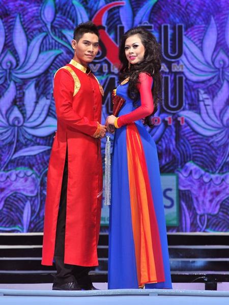 Toàn cảnh đêm chung kết Siêu mẫu Việt Nam 2011 - 7