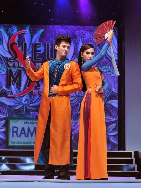 Toàn cảnh đêm chung kết Siêu mẫu Việt Nam 2011 - 8