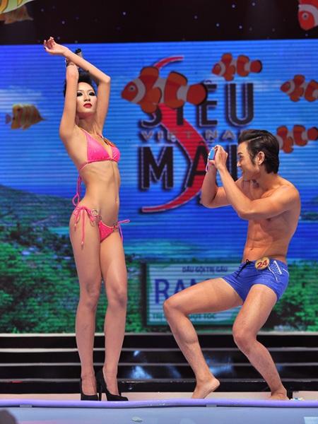 Toàn cảnh đêm chung kết Siêu mẫu Việt Nam 2011 - 11