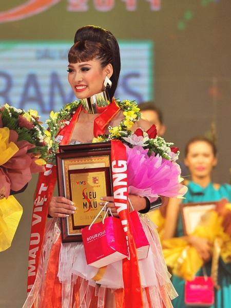Toàn cảnh đêm chung kết Siêu mẫu Việt Nam 2011 - 29
