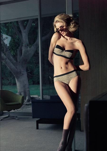 Rosie Huntington-Whiteley khoe vẻ kiêu sa, quyến rũ - 8